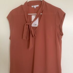 Pink DR2 Blouse